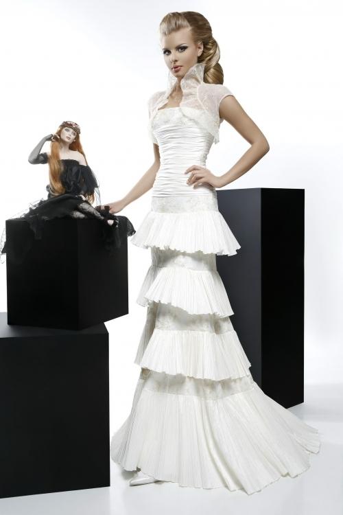 Комментарий: Каталог магазина салона Свадебный Рай -- Tatiana Kaplun 2011... магазины свадебных нарядов в Одессе
