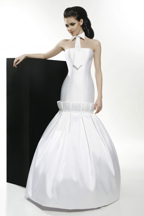 Самые страшные свадебные платья фото 9