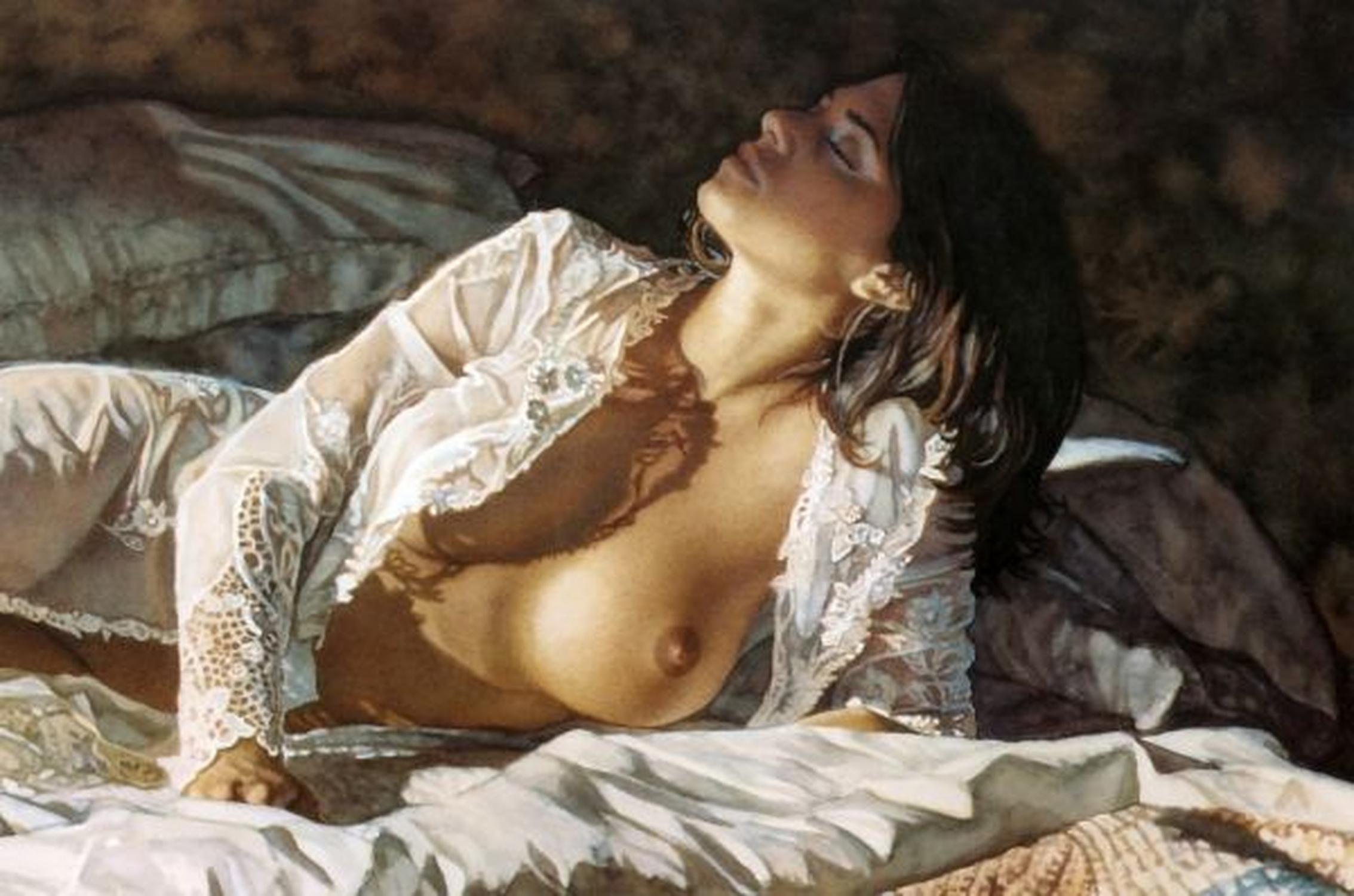 Эротика в рисунке и живописи 24 фотография