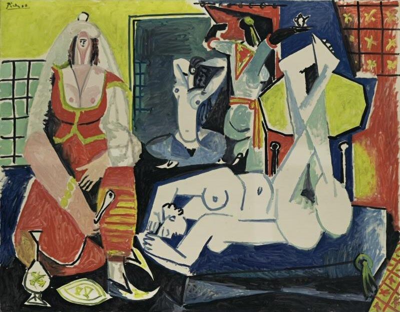 эротика в работах пикассо показать-рб1