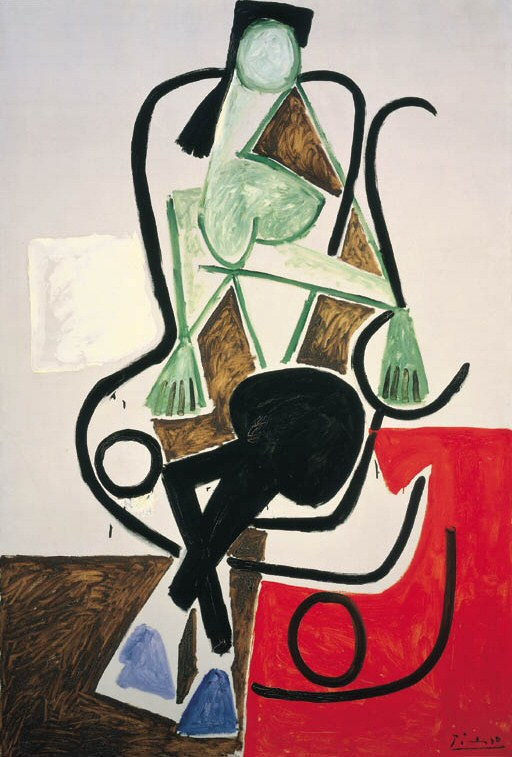 an analysis of pablo picassos works