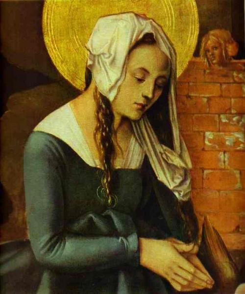 Hans Baldung Grien - Ганс Балдунг Грин (1480-1545) (61 работ)