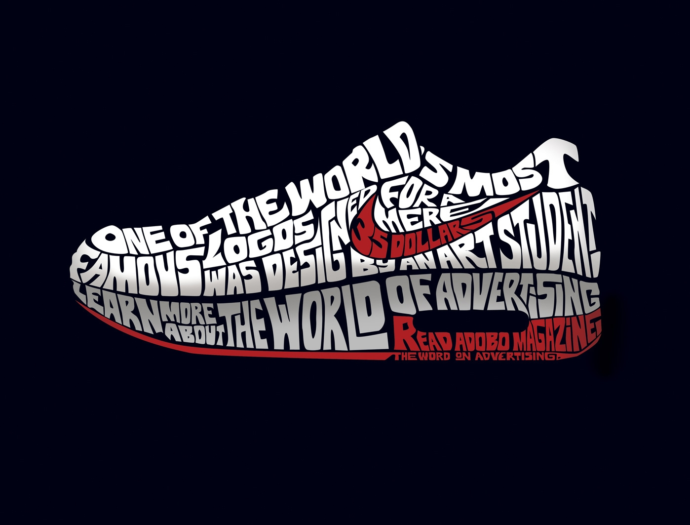 an overview of nikes print television and new balance television advertising