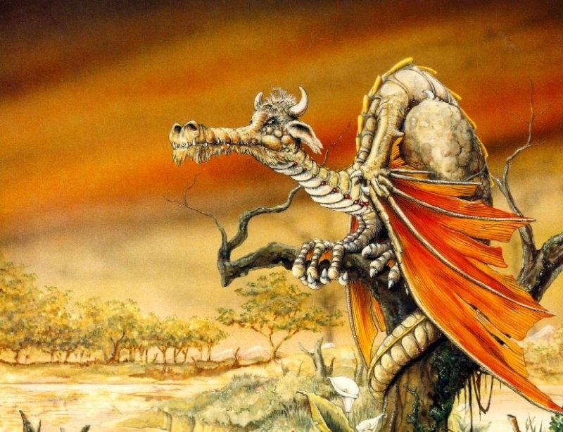Картинки драконов на аву вконтакте - 08d0