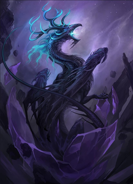 Картинки драконов на аву вконтакте - 7ff