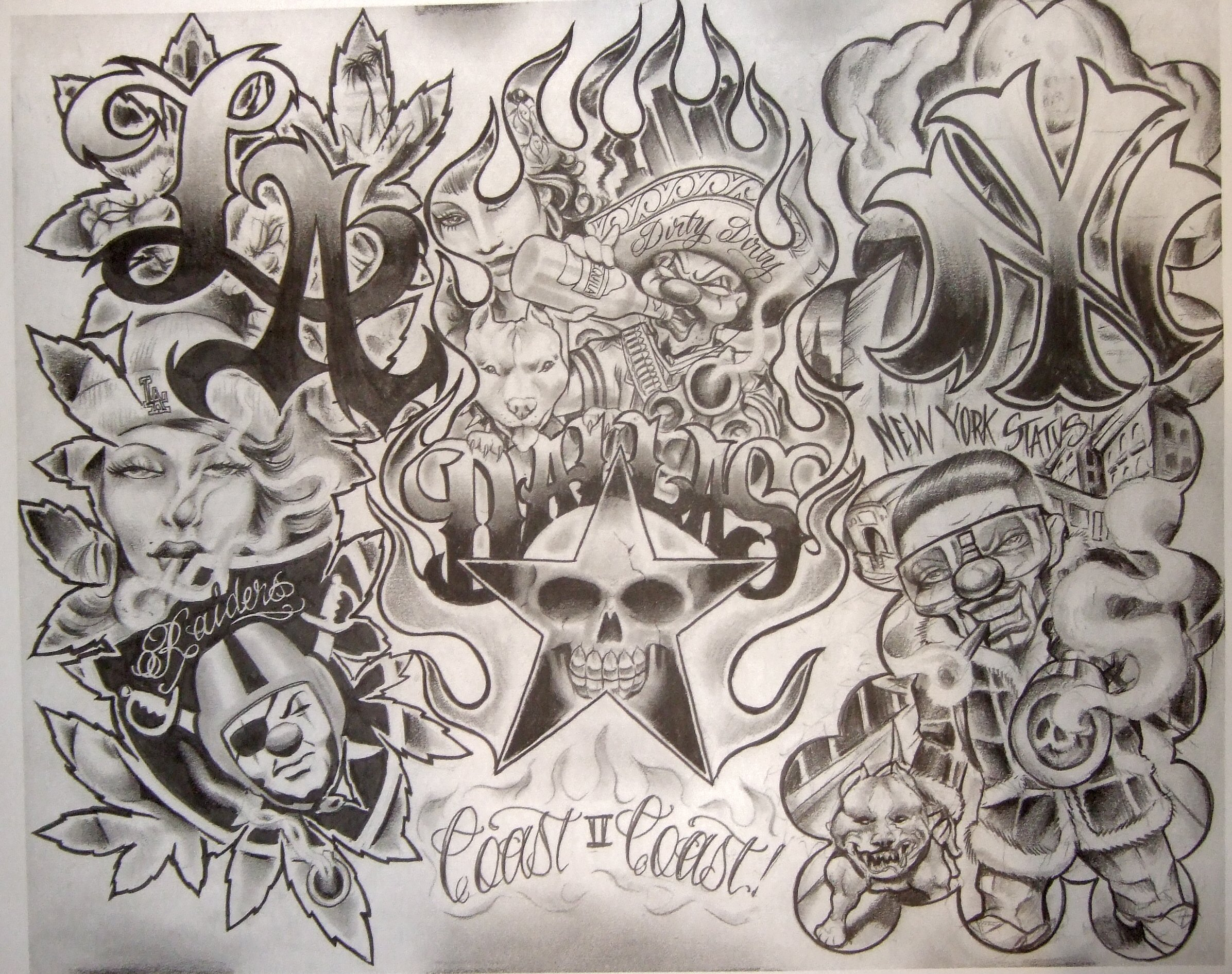 Tattoo Flash Sheets Boog This tattoo flash by