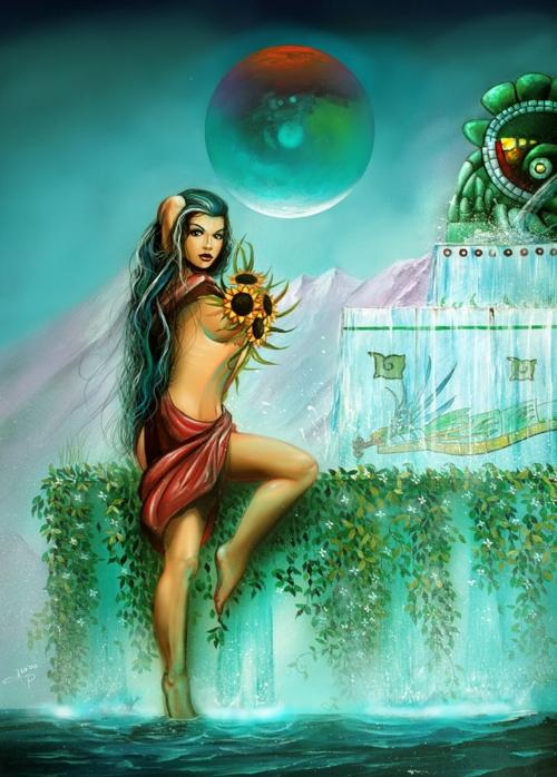ArtWorks by Jesus Garcia (130 картинок)