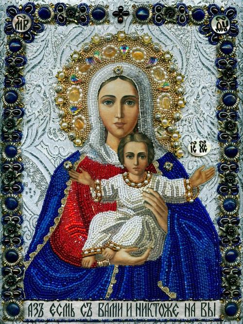 Иконы Божией Матери (20 икон)