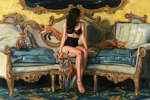 The Art of Eric Bailey (33 работ)