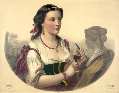 Литографии Josephine Ducollet (17 работ)