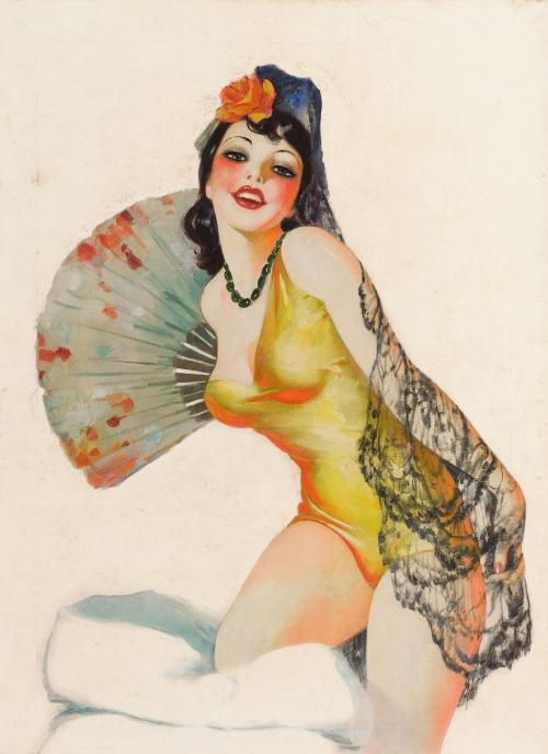 Художник-иллюстратор William Fulton Soare (38 работ)