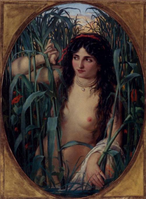 Женский образ в живописи 18-20 веков часть 2 (102 работ)