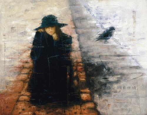 Художница Erica Hopper (10 работ)