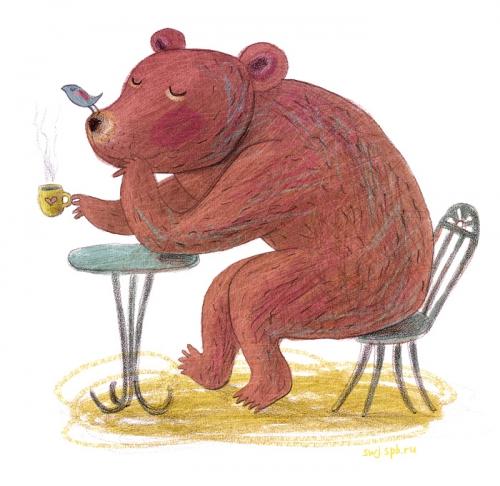 Иллюстратор Юлия Григорьева (105 работ)