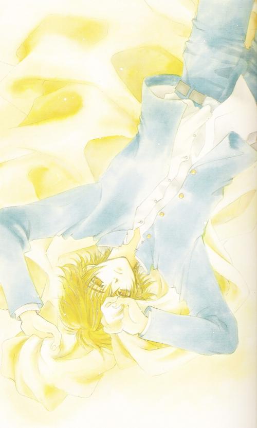 Tohru Adumi - Pieta (Artbook) (62 работ)