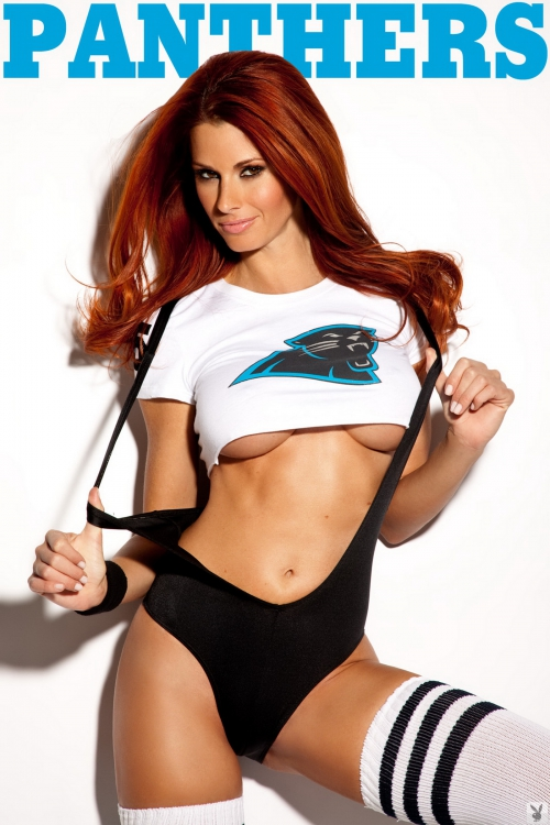 Jaime Edmondson - Ultimate NFL Football Gear (32 фото)