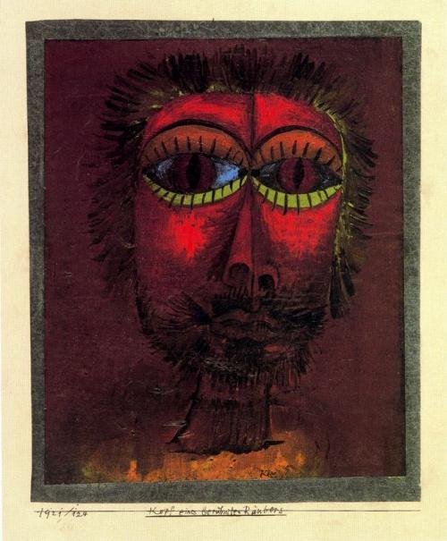 Пауль Клее   XIX-XXe   Paul Klee (475 работ)