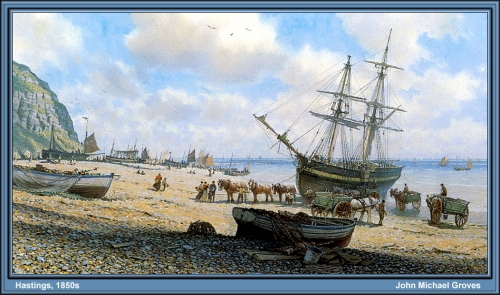 Корабли. Репродукции картин известных художников (96 работ)