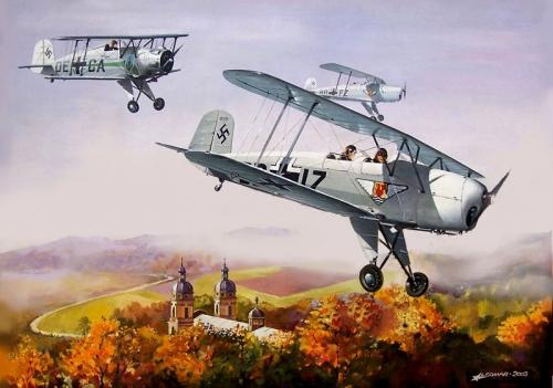 Художник-иллюстратор Леонид Каушанский (18 работ)