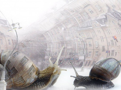 Сюрреализм от Stanislav Odyagailo (Избранное) (22 работ)