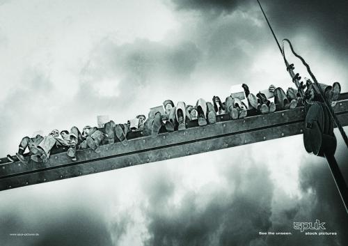 Подборка креативной рекламы ( 14 ) (100 фото)