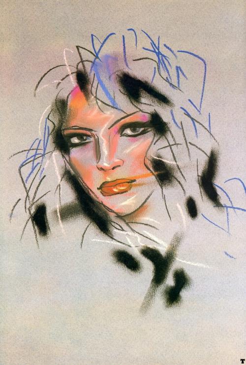 Художница Мария Зельдис | Maria Zeldis (110 работ)