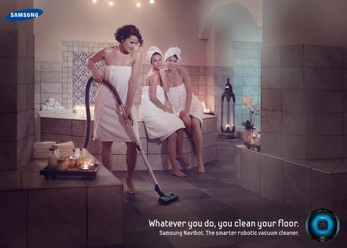 Подборка креативной рекламы ( 13 ) (102 фото)
