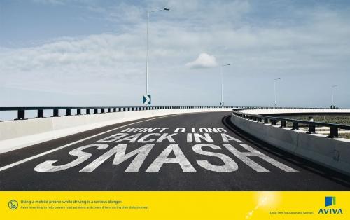 Подборка креативной рекламы ( 12 ) (86 фото)