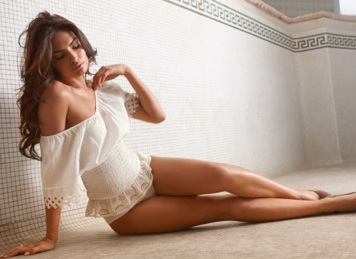 Alyssa Miller – Intimissimi Summer 2011 Loungewear & Lingerie Campaign (34 фото)