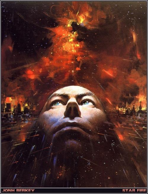 Фэнтезийное искусство Джона Берки | Fantasy Art John Berkey (90 работ)