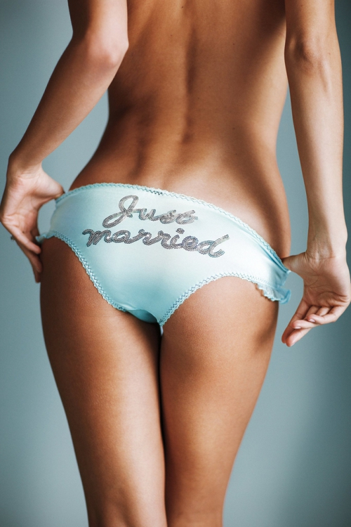 Белье для невест Victoria's Secret (18 фото)
