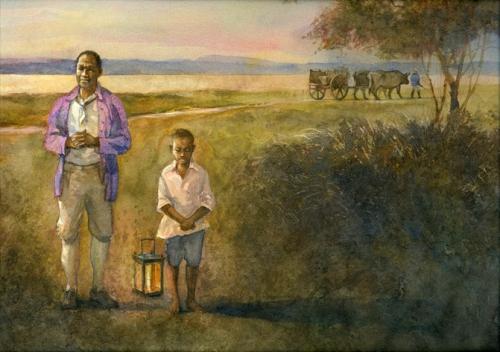 Художник Robert Gantt Steele (200 работ)