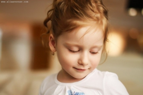 Alisa Verner детские фото (21 фото)