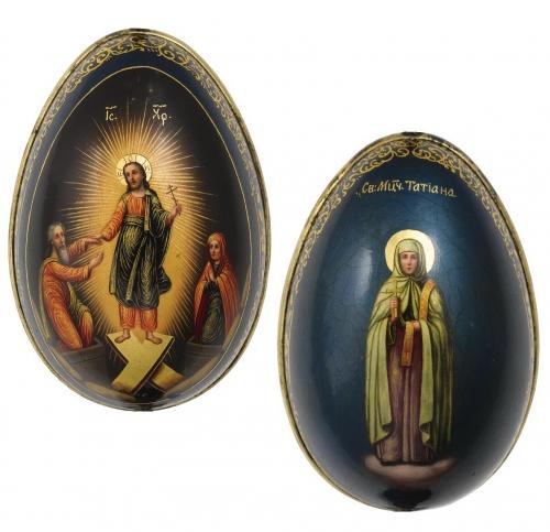 Пасхальные яйца (Россия, кон. XIX - нач. XX вв) (190 картинок)