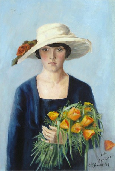 Lillian Mathilde Genth (1876 – 1953) (38 работ)