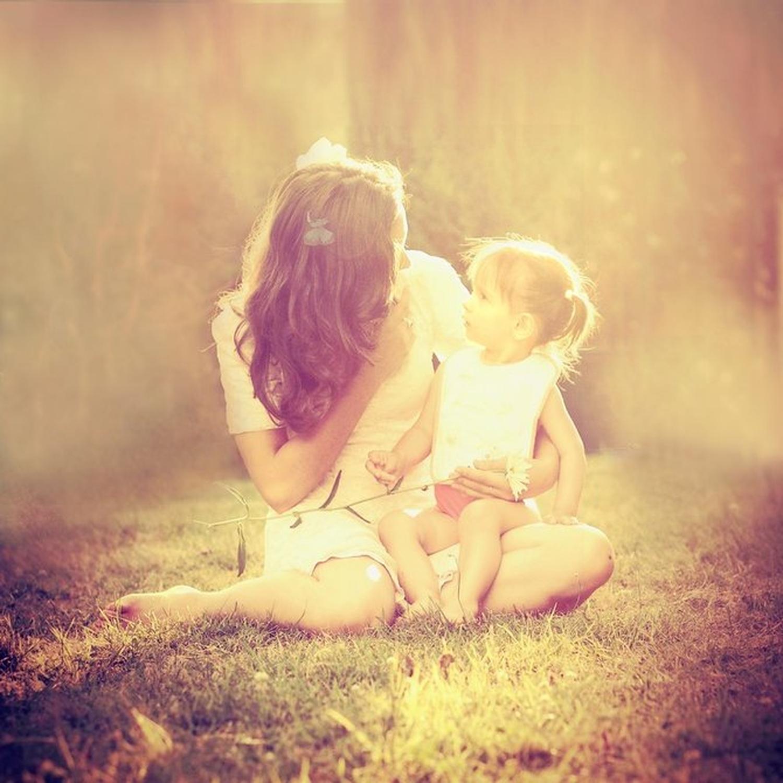 Фото девушек и детей на аву