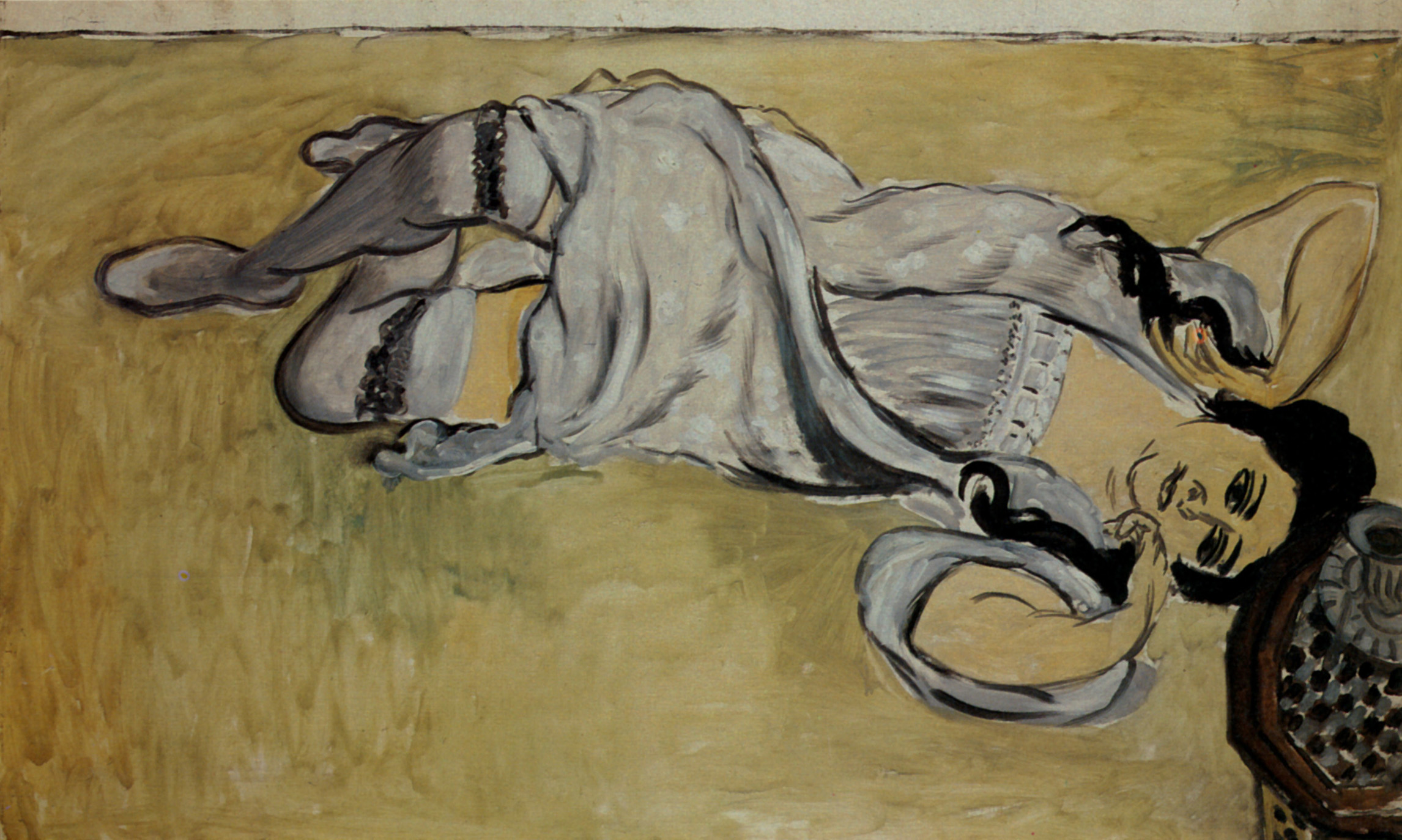 a biography and life work of henri emile benoit matisse a french painter