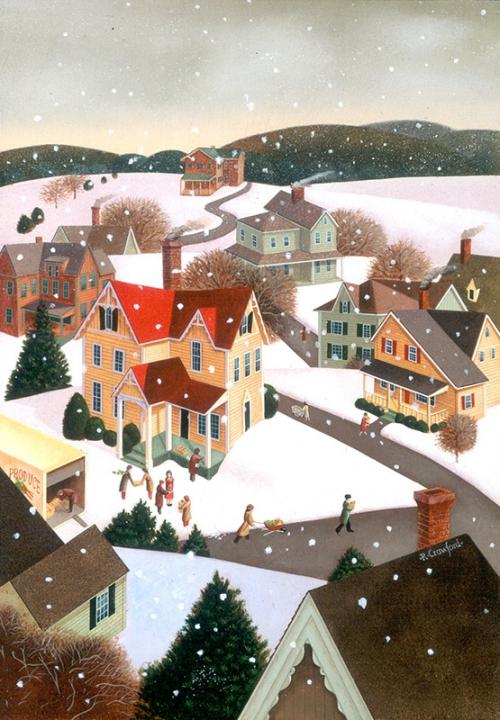 Иллюстратор Robert Crawford (41 работ)