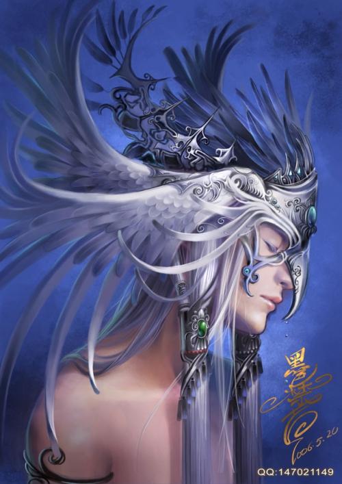 Коллекция работ Heise Jinyao (155 работ)