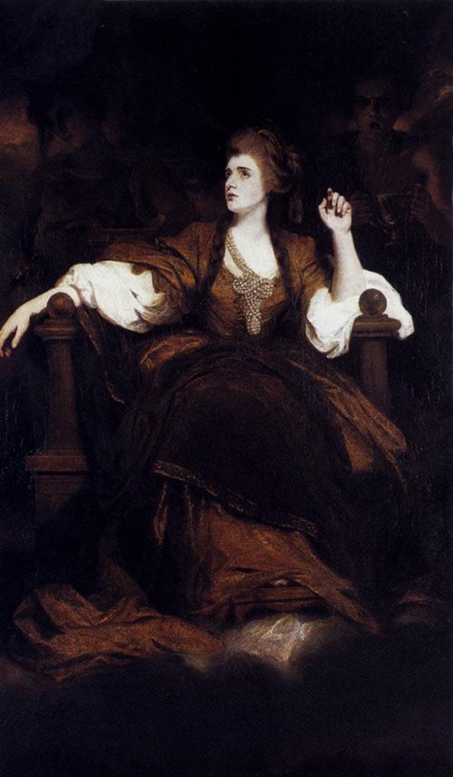 Художник Joshua Reynolds (1723-1792) (49 работ)