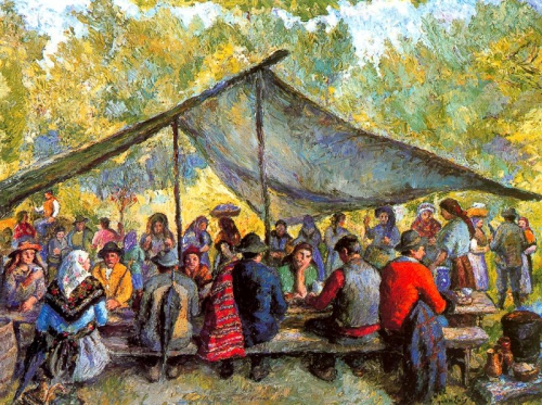 Картины западных художников маслом. Часть 46 (465 работ)