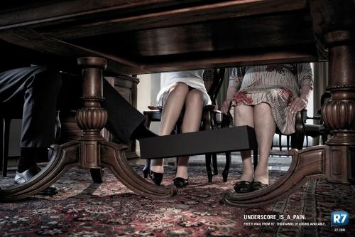 Подборка креативной рекламы ( 10 ) (99 фото)