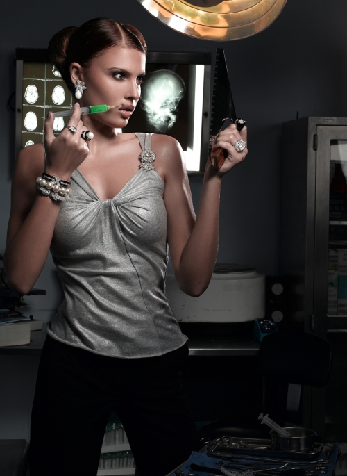 Топ модель по-американски (Americas Next Top Model) (78 фото) (эротика)