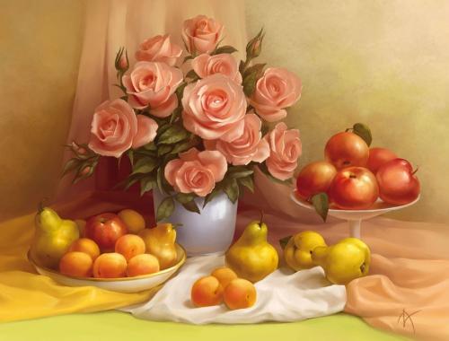 Работы Анны Лакисовой (Украина) (24 работ)