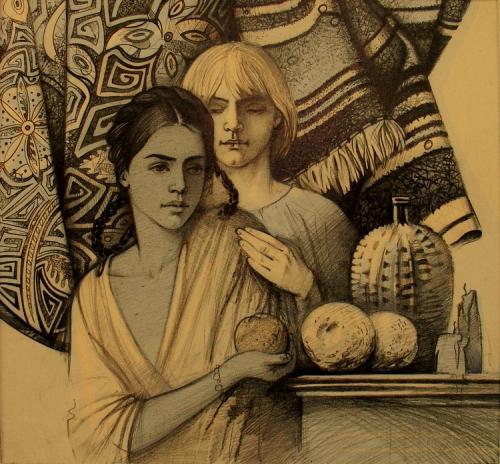 Художница Natalia Shapoval (8 работ)