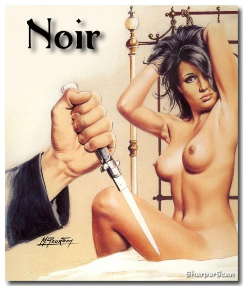 Работы Gourdon Noir (35 фото)