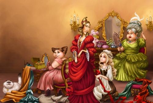 Иллюстрации от LiaSelina (26 работ)