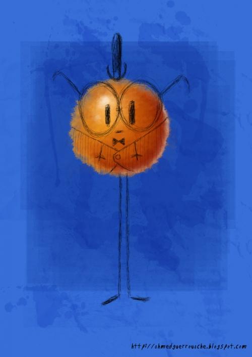 Иллюстратор Ahmed Guerrouache (85 работ)