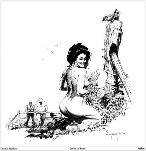 Артур Суидэм | The Fantastic Art Of Arthur Suydam (133 работ)