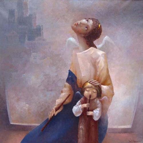 Художница Зоя Чернакова (29 работ)
